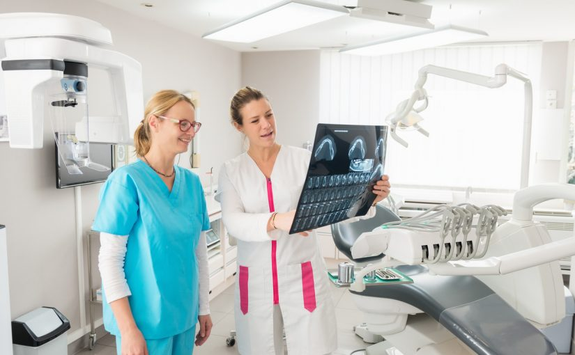 3D X-Ray Imaging In Dentistry